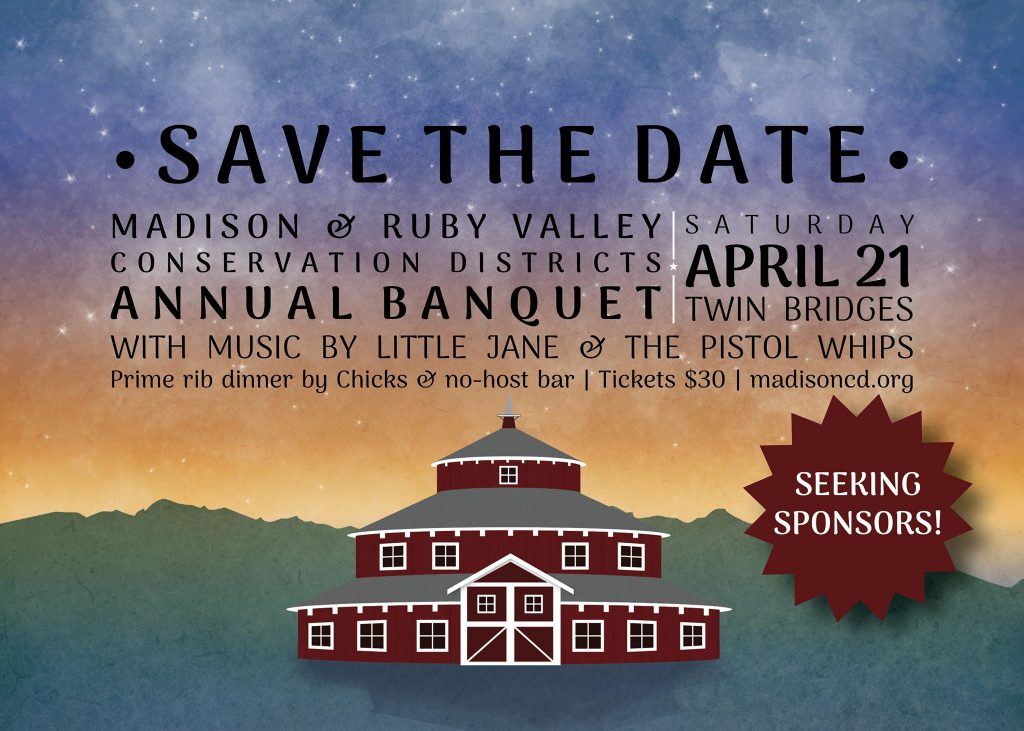 Annual Banquet @ Doncaster Round Barn | Virginia City | Montana | United States