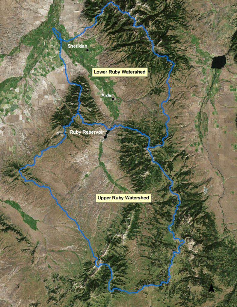 Watershed Restoration Plan And Water Quality Ruby Valley